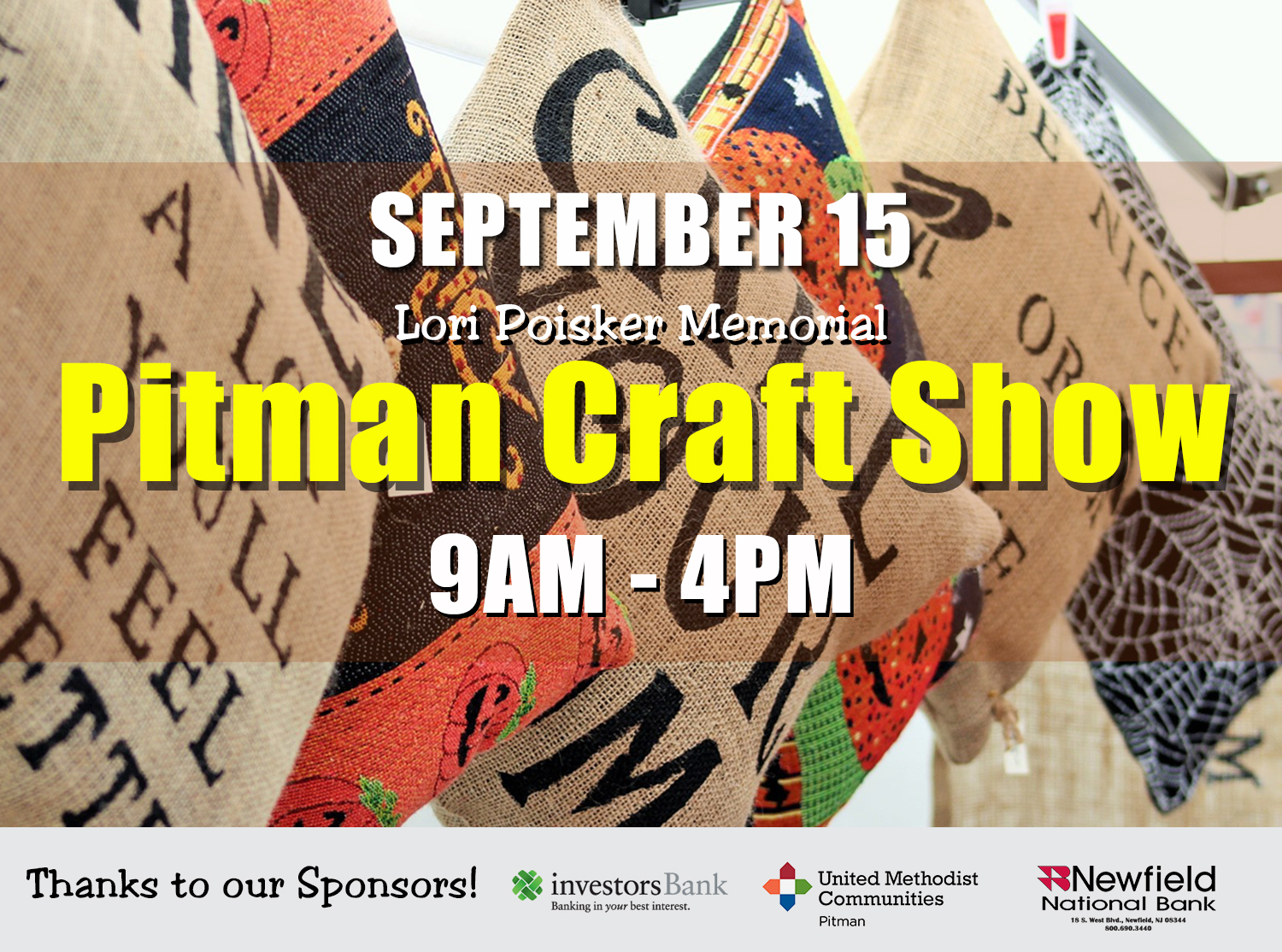 Pitman Craft Show